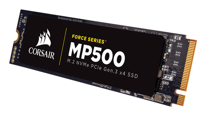 Foto Produk Corsair Force Series MP500 480GB M.2 SSD dari Getcomp
