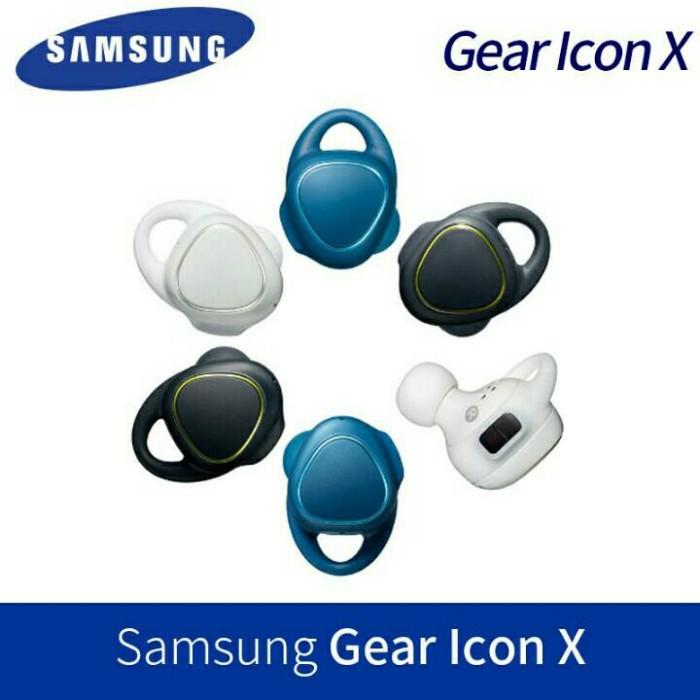 harga Samsung gear icon x earphone nirkabel koneksi bluetooth Tokopedia.com