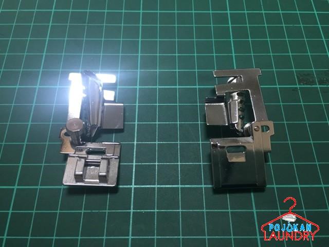 harga Sepatu metal bias binder foot mesin jahit (portable/multifungsi) Tokopedia.com