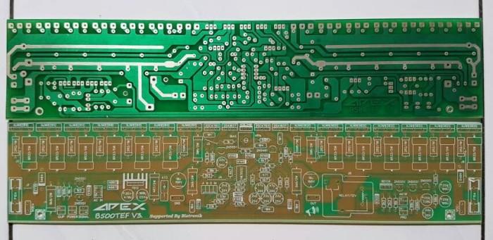 harga Pcb Apex B500tef V3 Model Panjang Tokopedia.com