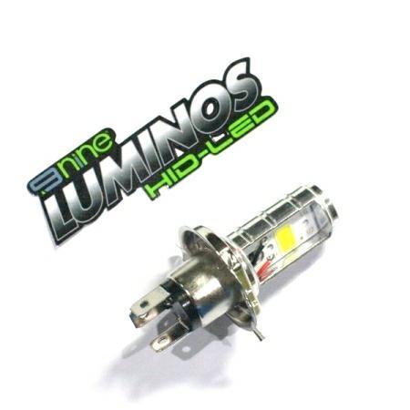 harga Bolam depan led h4 lampu motor vixion byson cb150r white luminos Tokopedia.com