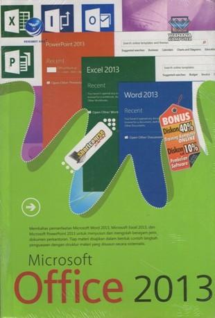 harga Microsoft office 2013- by wahana komputer Tokopedia.com