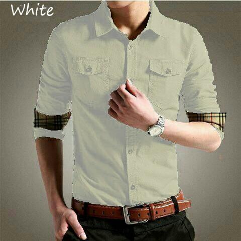 Burber top | kemeja atasan pria | baju kantor | pakaian kerja…