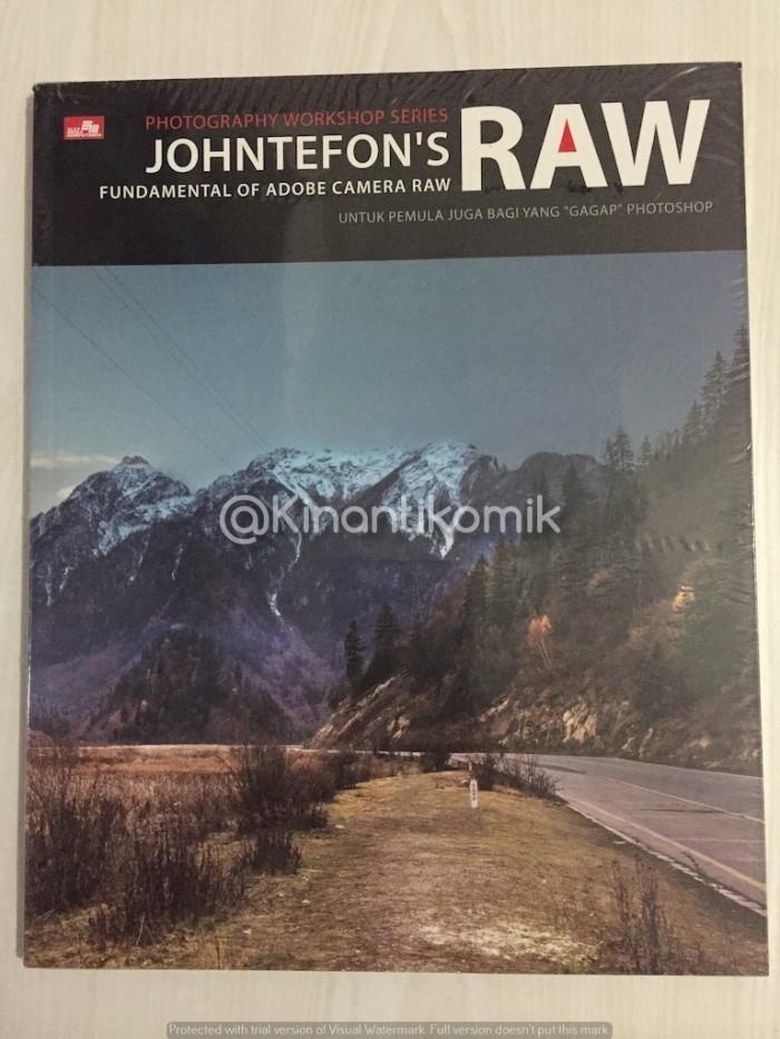 harga Johntefons raw : fundamental of adobe camera raw Tokopedia.com