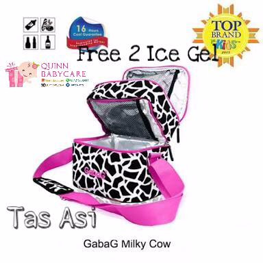 Tas Asi Gabag Milky Cow / Cooler Bag