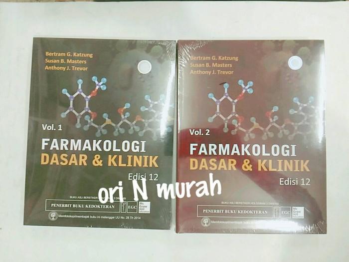 harga Farmakologi dasar dan klinik vol 1 & 2 set Tokopedia.com