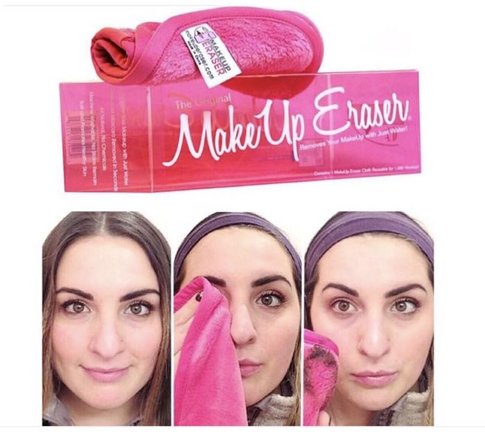 Makeup eraser/ lapmuka/pembersihmuka