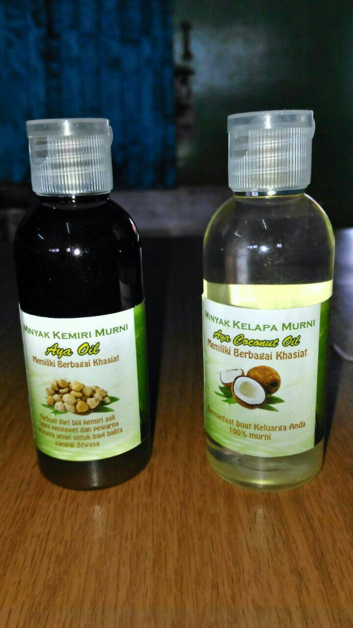 jual minyak kelapa dan minyak kemiri - westhu nino hara | tokopedia Minyak Kelapa Dan Kemiri Untuk Rambut