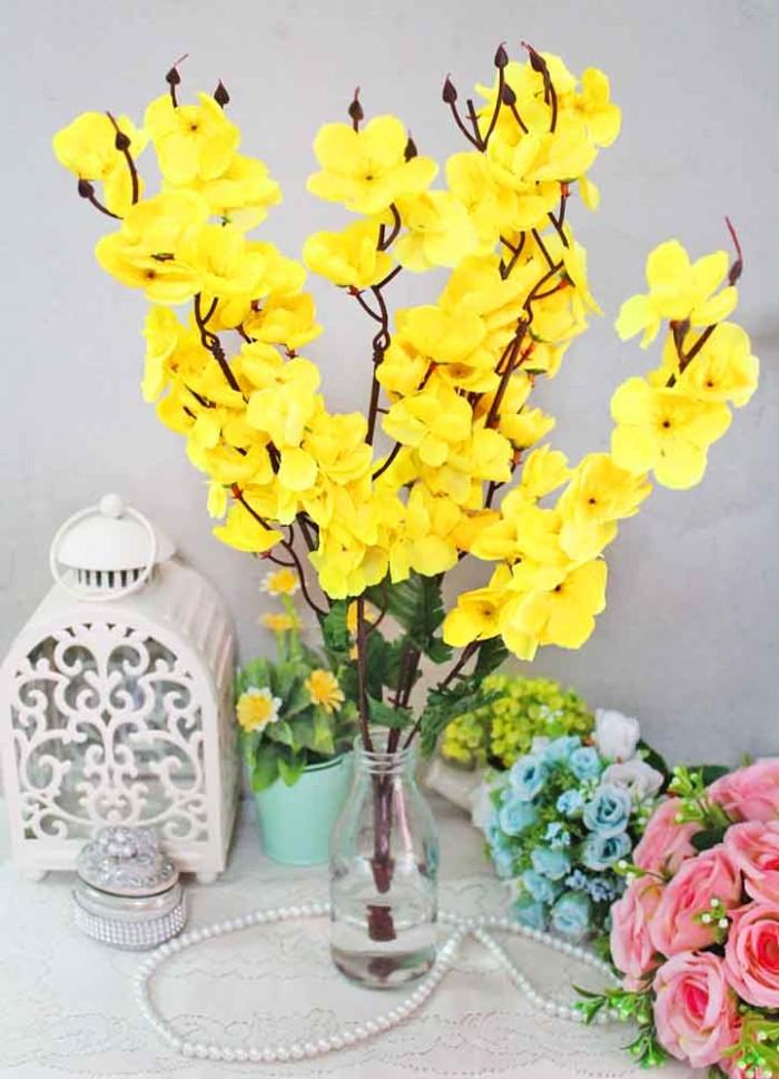 harga Bunga plastik artificial artifisial hias hiasan flower sakura a3  Tokopedia.com . 12d134de26