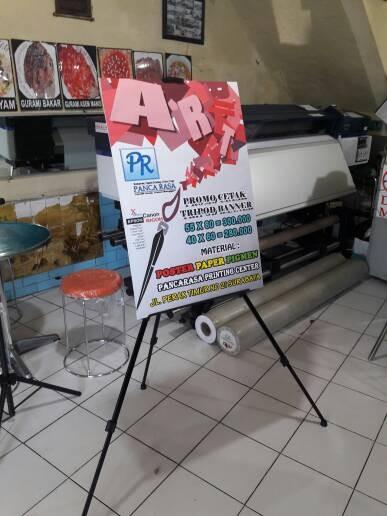 harga Tripod banner baner standing foto murah surabaya Tokopedia.com