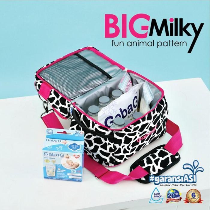 Cooler bag gabag big milky