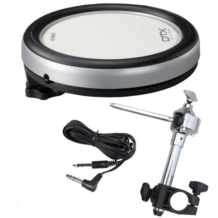 harga Yamaha dtx pad xp80 + snare holder xp 80 untuk drum elektrik Tokopedia.com