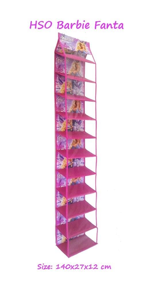 harga Hso barbie fanta (rak sepatu gantung tanpa retsleting) hanging shoes Tokopedia.com