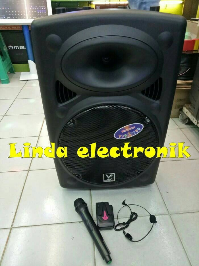 harga Murah!!! portable meeting wireless vpk dp 2305 se ( 15inchi ) Tokopedia.com