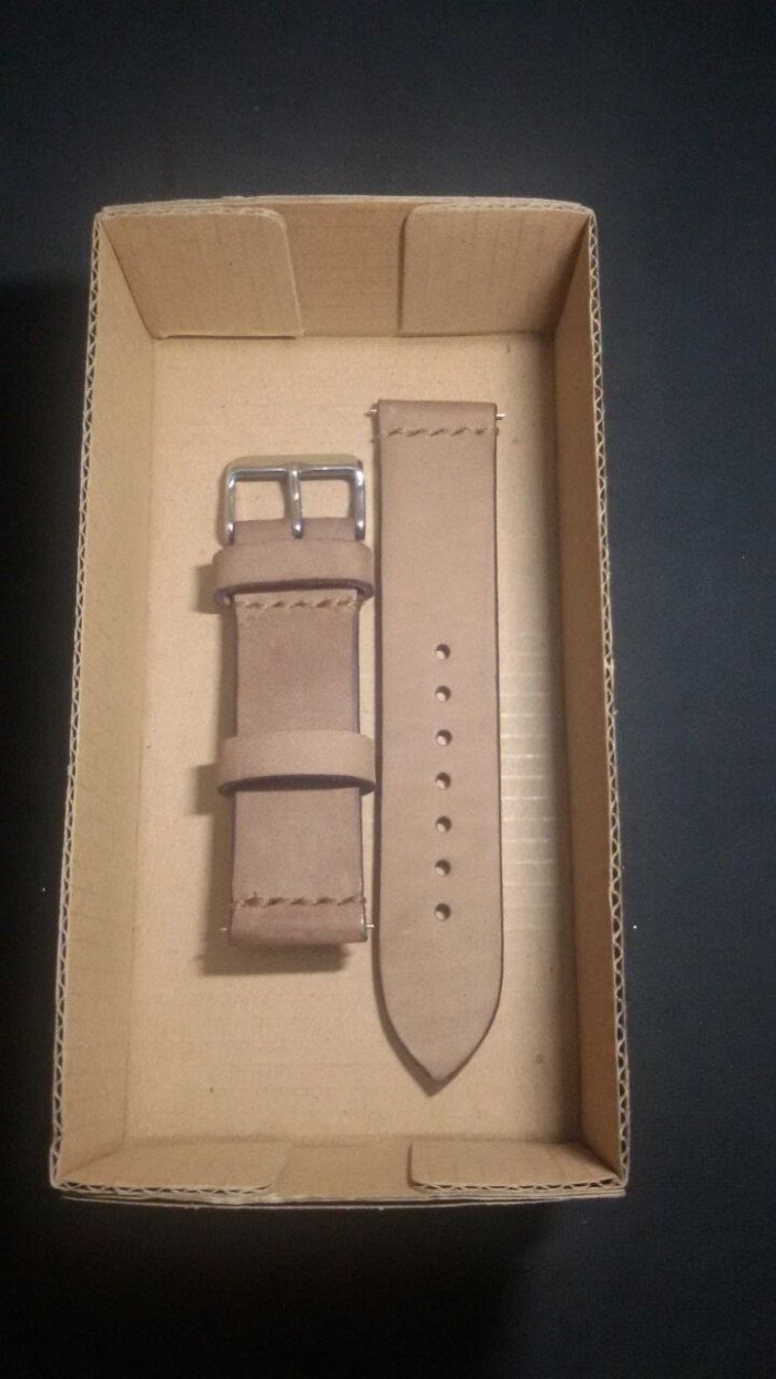 harga Samsung gear s3 frontier/classic premium leather straps  crazy horse Tokopedia.com