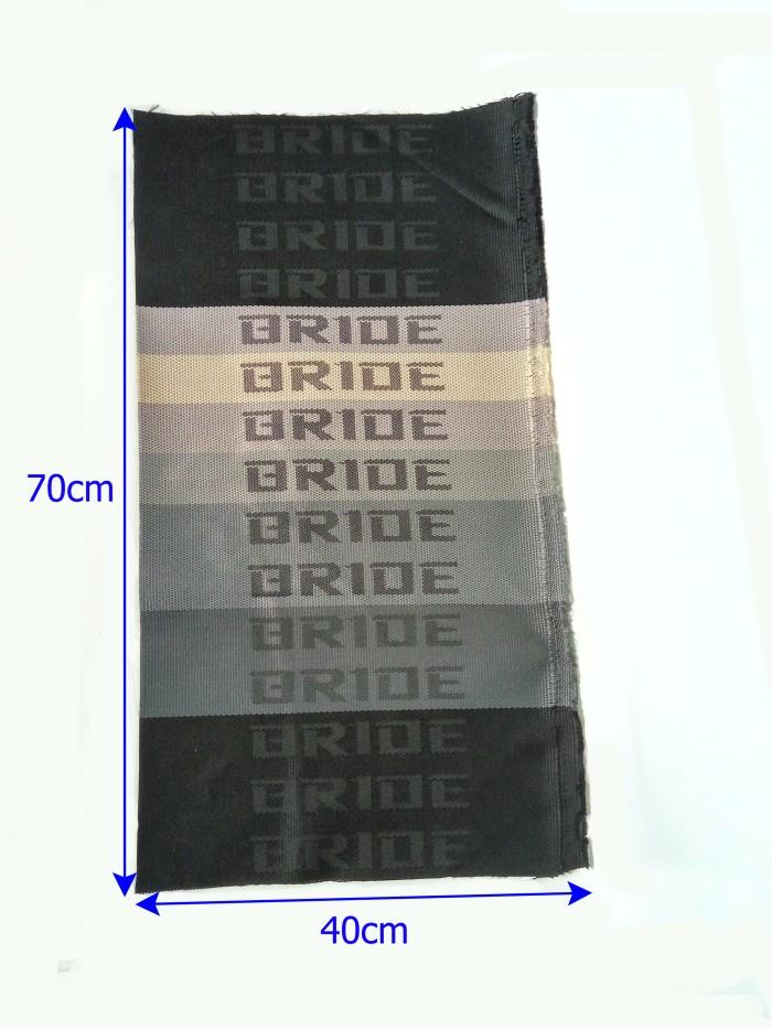 harga Kain Kanvas Jok Bride Import Bahan Gradasi Racing Tokopedia.com