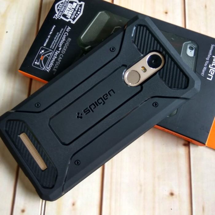 hot sales 4abdc b6598 Jual Spigen Xiaomi Redmi Note 4 PRO Soft Back Case Rubber Rugged Armor TPU  - Kab. Bogor - Case Murah Jakarta | Tokopedia