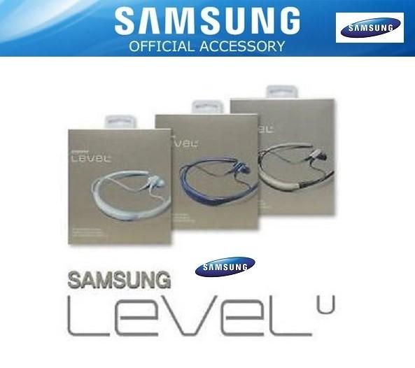 Jual Bluetooth Headset Samsung Level U Wireless Headphones Original