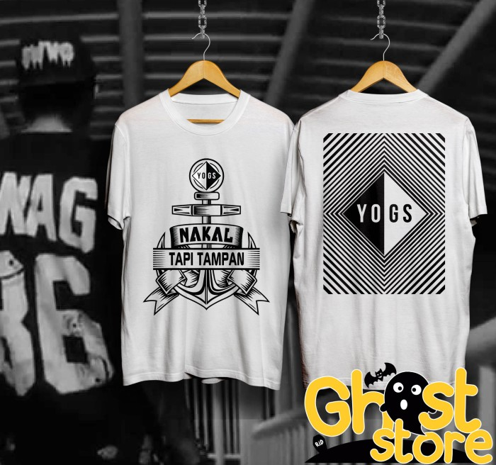 Jual Kaos Young Lex Yogs Nakal Tapi Tampan Kece 002 Kota Banjarmasin Ghost Store Id Tokopedia