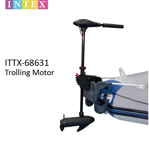 harga Intex trolling motor boats. mesin tempel rotor perahu tenaga battery Tokopedia.com