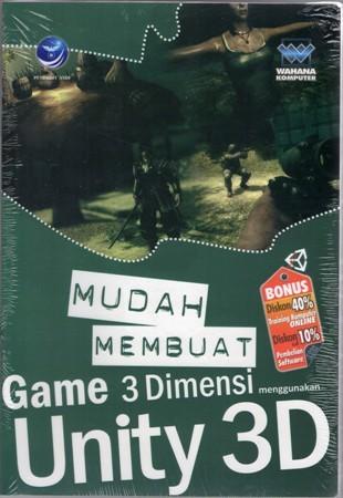 harga Mudah membuat game 3 dimensi menggunakan unity 3d-by wahana komputer Tokopedia.com