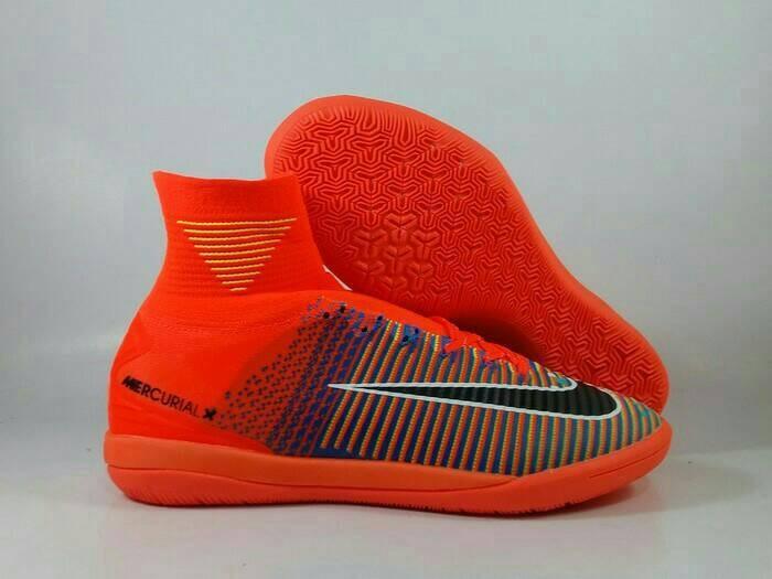 huge selection of 0ad37 b4a2b Jual sepatu futsal nike mercurial superfly ea sport ic grade ori import -  Jakarta Barat - Sports Shop 1 | Tokopedia