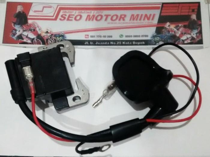 harga Coil/cdi aipu racing motor mini gp trail atv super moto Tokopedia.com