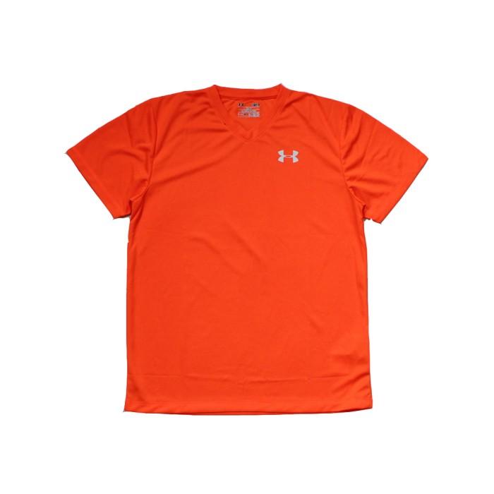 harga Baju kaos under armour v-tech t-shirt original #53 - s   m   l Tokopedia.com