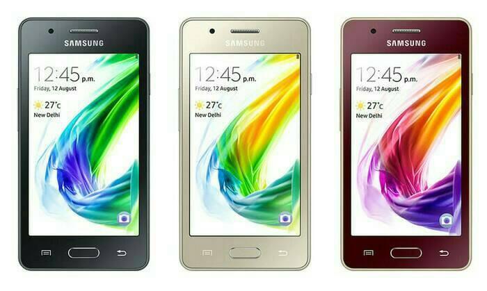 harga Samsung z2 z 2 4g lte os murah tizen garansi resmi dual sim Tokopedia.com