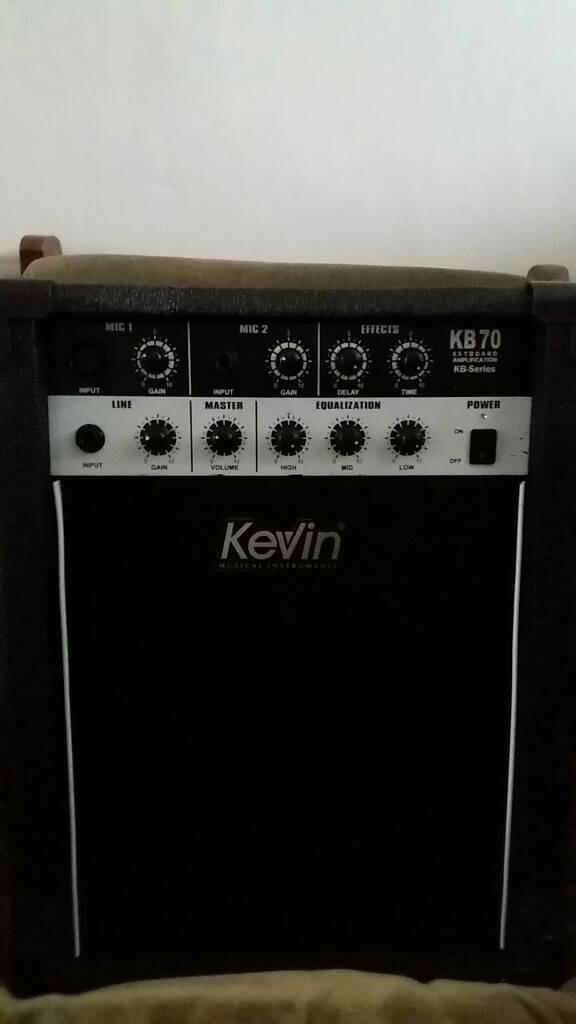 harga Ampli speaker merk kevin kb70 / kb-70 10  for keyboard (recomended) Tokopedia.com