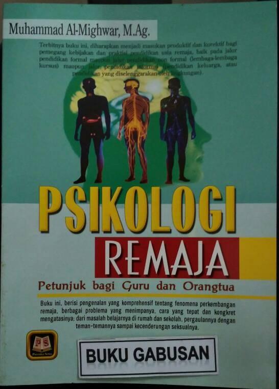 Psikologi remaja ebook