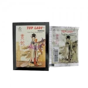 harga Top lady hair dye shampo box Tokopedia.com