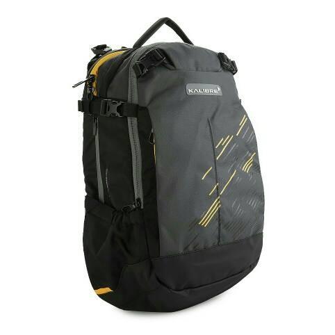 Kalibre Cronos 02 Tas Ransel Laptop Outdoor Adventure 910228-014 Abu