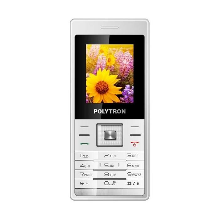 harga Handphone polytron c204 candybar dual sim lcd 2 inch camera fm radio Tokopedia.com
