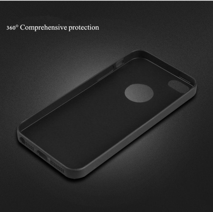 SoftCase Slim For Iphone 6 Plus Bahan Silicon Case .