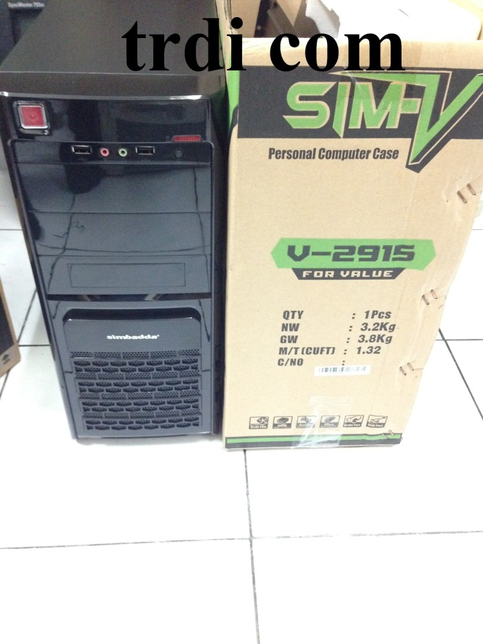 harga Casing pc simbadda sim-v 2915 power supply resmi simbadda Tokopedia.com
