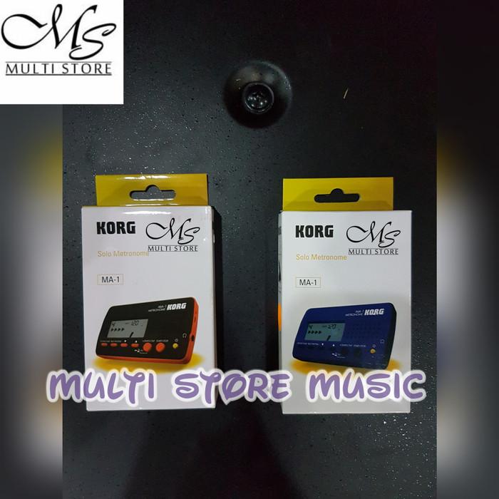 harga Solo metronome/ korg metronome/ korg ma1/ ma 1 (ori+new) Tokopedia.com