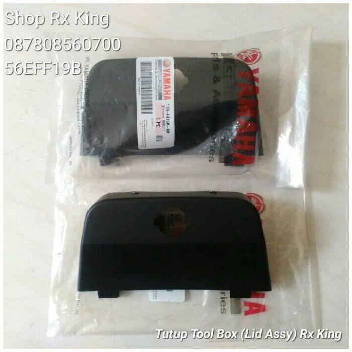 harga Tutup tool box (lid assy) rx king original yamaha new Tokopedia.com