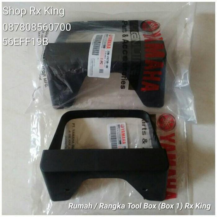 harga Rumah / rangka tool box (box 1) rx king original yamaha new Tokopedia.com