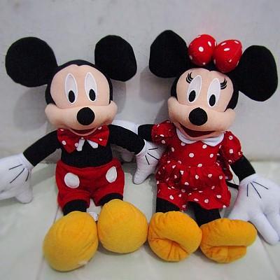 Jual boneka mickey minnie mouse l cek harga di PriceArea.com a03fc26d2d