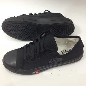 harga Sepatu anak sekolah sd smp sma nb warna hitam pendek tali murah ori Tokopedia.com