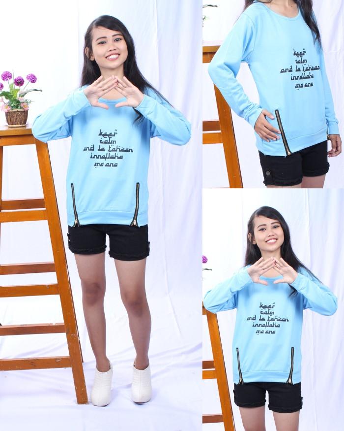 Foto Produk Sweater Keep Calm dari Princilia