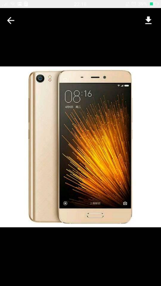 harga Xiaomi mi5 64gb ram 3gb garansi distributor Tokopedia.com