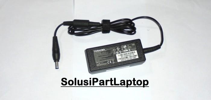 harga Adaptor toshiba satellite c660d c660d-14e 19v 2.37a original Tokopedia.com