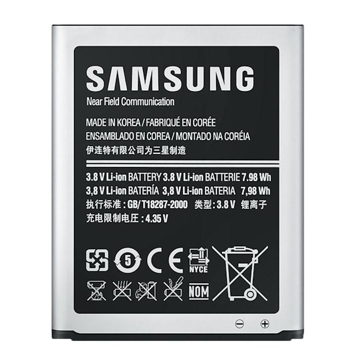 harga Samsung galaxy s3 eb-l1g6llu baterai - battery Tokopedia.com
