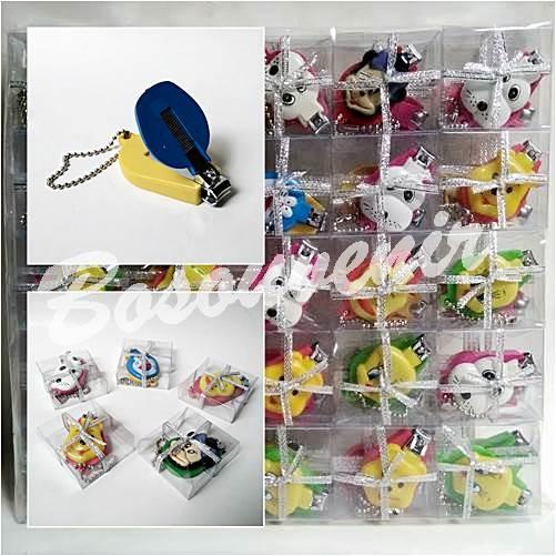 Foto Produk Souvenir Gunting kuku Karakter DOP + mika dari Souvenir Pernikahan 2