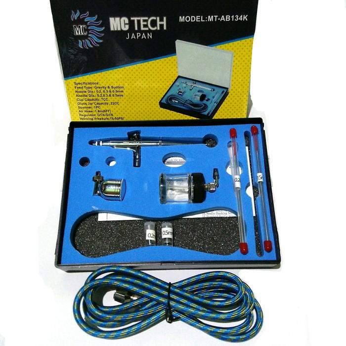 harga Mc tech pen brush / air brush 0.2mm Tokopedia.com
