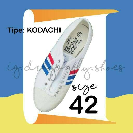 harga Size 42 - sepatu kodachi 8111 Tokopedia.com