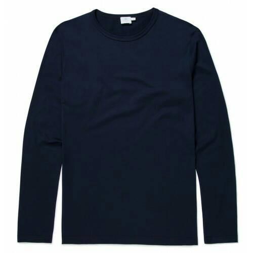 42 Model Baju Biru Dongker Polos Lengan Panjang Kekinian