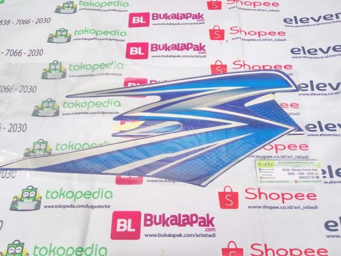 harga Striping stiker sticker list body motor yamaha rxking rx king biru 3 Tokopedia.com